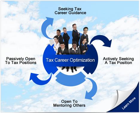 Tax Career Optimization
