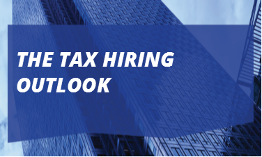 Tax Hiring Outlook Generic Graphic