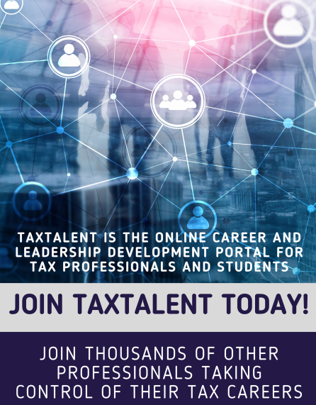 Join TaxTalent Today