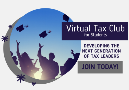 Join Virtual Tax Club for Students