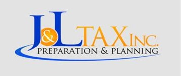 J&L Tax, Inc. Logo